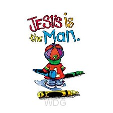 Jesus is the Man