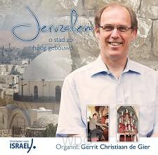 Jeruzalem o stad zo hoog gebouwd cd