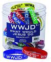 W.W.J.D. - Assorted colors