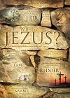 Poster 50x70 wie is Jezus