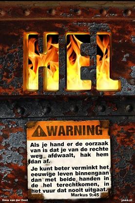 Liever geen hel