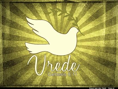 Vredes duif