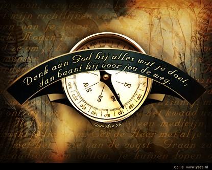 God baant een weg voor je
