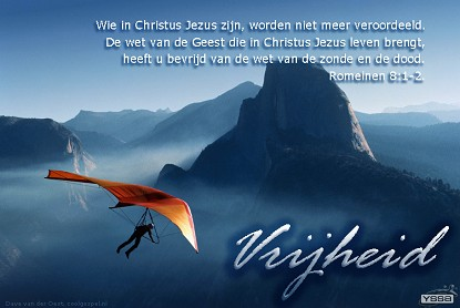 Vrij in Christus