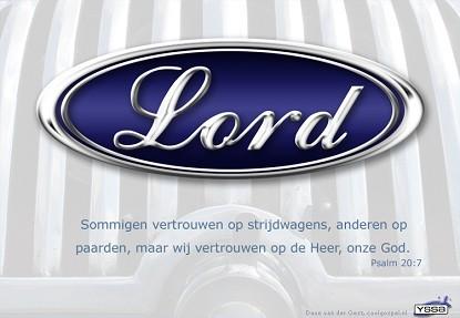 Vertrouw of God