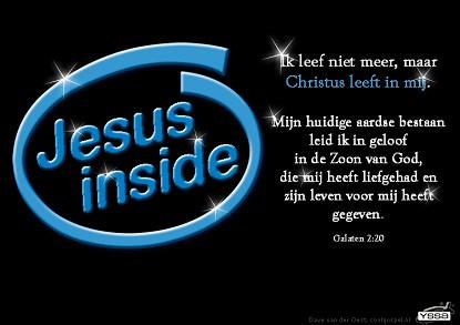 Jezus binnenin