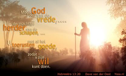 Jezus mijn herder