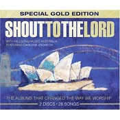 Shout to the Lord v 1&2 gold editio : Various