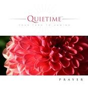 Quietime Prayer (CD) : Nordhoff, Eric