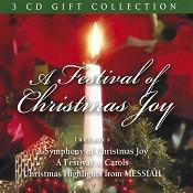 A Festival Of Christmas Joy (3 CD-Box) : Various