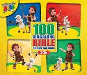 100 Sing-Along Bible Songs for Kids (3CD : Cedarmont kids