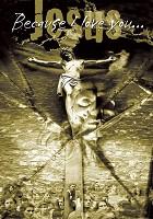Christelijke poster : Because i love you