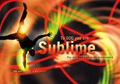 Christelijke poster : To God you are sublime!