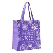 God bless you with every kind of joy : Tote bag - 35 x 15 x 37 cm