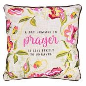 Prayer : Pillow - 45 x 45 cm