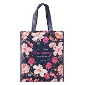 Act Justly Love mercy Walk humble : Tote bag - 35 x 19 x 32 cm