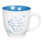 A sweet friendship : Mug - 414 ml