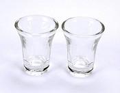 Maaltijd des Heren beker : Avondmaal beker glas [ 20 stuks ] : Avondmaalcups glas