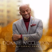 A different song (CD) : McClurkin, Donnie