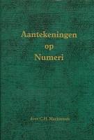 2 : Aantekeningen op numeri : Mackintosh, C.H.
