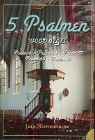 Nederlands Boek : Psalmen voor orgel 5 : Niewenhuijse, J.
