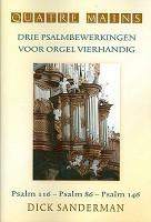Quatre mains : Sanderman, D.