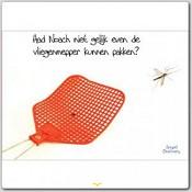 PrentbriefKaart 'Had Noach niet gelijk even de vliegenmepper kunnen pakken?' [ 12 stuks ] : christelijke kaart