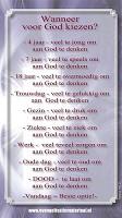 MiniKaart 'Wanneer voor God kiezen' [ 10 stuks ] : christelijke minikaart
