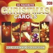30 Favorite Christmas Carols (2-CD) : Various/Christmas