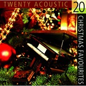20 Acoustic Christmas Favorites (CD) : Various/Christmas