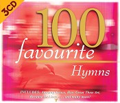 100 Favourite Hymns (3-CD) : Various