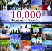 10.000 Reasons To Worship (2-CD) : Oasis Worship