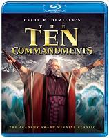 10 commandments (blueray) : Film