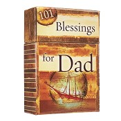 101 Blessings for Dad : Boxes of blessings - 50 cards