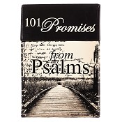 101 Promises From Psalms : Boxes of blessings - 50 cards