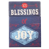 101 blessings of Joy : Boxes of blessings - 50 cards