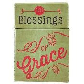 101 blessings of Grace : Boxes of blessings - 50 cards