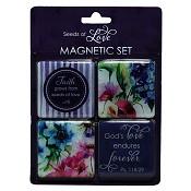 Seeds of Love : Magnet set - 4 magnets