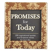 Promises for Today : Boxed cards