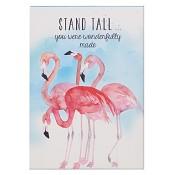 Stand tall : Notepads - 104 x 148 mm