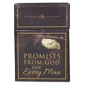 Promises from God for every man : Boxes of blessings - 50 cards