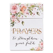 Prayers to strengthen your faith : Boxes of blessings - 50 cards