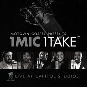 1 Mic 1 Take (CD) : Motown Gospel