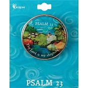 Psalm 23 : Auto Visor Clip