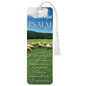 Psalm 23 - Bookmark 5 x 15 cm : Bookmark with tassel