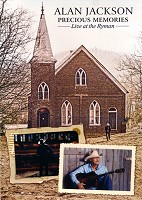 Precious Memories (DVD) : Jackson, Alan