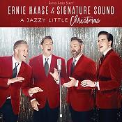 A Jazzy Little Christmas (CD) : Ernie Haase & Signature Sound
