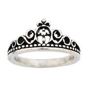 Princess Crown - Large : Ring - Ladies