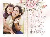 A Mothers hug - Photo 5 x 7,5 cm : Photo frame - Magnetic - 9,5 x 12,5 cm