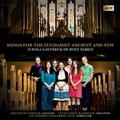 Songs f/t eucharist ancient and new : Various